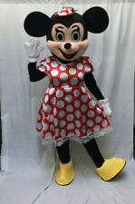 RENT Minnie Mouse Adult Mascot Costume Halloween Party Birthday Boys Girls Event