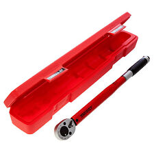 """Teng Tools Torque Wrench 1/2"""" Drive  40-210Nm / 30-150 ft/lb- 1292AG-EP"""