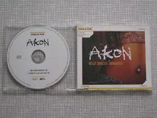 Akon  Belly Dancer (Bananza)  SINGLE  Trouble  CD  Hip Hop  Pop Rap  MAXI