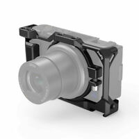 """SmallRig Full Cage for Sony ZV1 Camera Integrated Cold Shoe & 1/4""""-20 Mounts"""