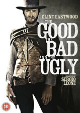 Clint Eastwood DVDs Western