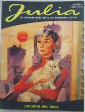 X 1947 FUMETTO JULIA – LE AVVENTURE DI UNA CRIMINOLOGA – N. 19 del 2000: L'OC...
