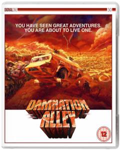 Damnation Alley (1977) Blu Ray + DVD Region B/2 New & Sealed
