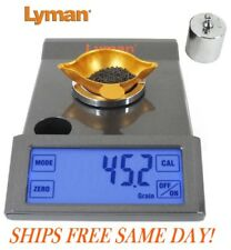 Lyman Pro-Touch Electronic Touch Screen Reloading Scale 1500 Grain # 7750718 New
