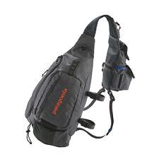 Patagonia Fly Fishing Vest Front Sling 8 L Pack-Forge Grey