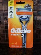 Gillette Fusion5 Men's Razor Handle + 2 Blade Refills