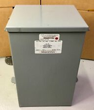 Powertran Sec3-4K Transformer 4Kva 3 Phase 480V Primary 22V Secondary New No Box