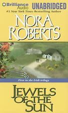 Gallaghers of Ardmore Trilogy: Jewels of the Sun 1 by Nora Roberts (2014, CD,...