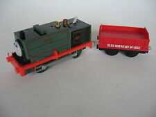 SAMSON Motorised Battery Engine fits Wooden / Trackmaster Train Track ( Tomy )