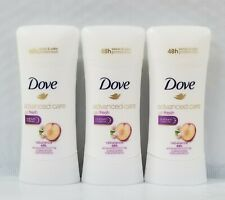 3PCS- Dove Advance Care Antiperspirant Deodorant, Rebalance, 2.6 ozEach
