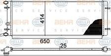 8MK 376 888-784 HELLA Radiator  engine cooling
