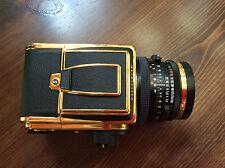 Rare Hasselblad 500C/M Gold Exclusive NIB // Rare 800 of 1400 // Medium Format