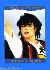 MICHAEL JACKSON - Panini 1996 - CARD - Figurina-Sticker n. 151