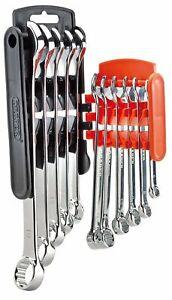 Draper 66093 Hi-Torq 11 Piece Metric Combination Spanner Set 6-19mm