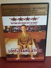 Lost In Translation - Region 1 DVD
