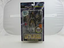 Wetworks PILGRIM Gold Ultra Action Figure NEW 1996 McFarlane Toys