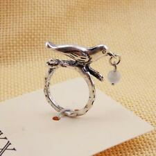 Unbranded Animals & Insects Silver Plated Costume Rings