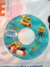 Cattivissimo Me Swim Ring Nuoto Braccio Bande Disney Store Minion DVD