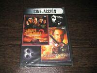 Ouvert Jusqu El Amanecer-Los Immortel III DVD Cinéma Action Scellé Neuf