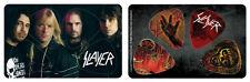 BOGO Special Slayer Metal Band PikCard Custom Guitar Picks (4 picks per card)