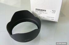 Sony Hood alc-sh123, 444349901 Contre La Lumière Ouverture Pour sel1018 APS SLR Camera, NEUF