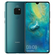 "6.53"" Huawei Mate 20 Kirin 980 Android 9.0 Smartphone Dual SIM Triple Camera DHL"