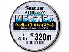 KUREHA SEAGUAR FLUORO MEISTER 320m 4lb #1