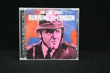 CLASH Tribute CD Burning London SEALED Rancid No Doubt 311 Afghan Whigs Ice Cube
