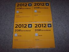 2012 Chevy Chevrolet Malibu Shop Service Repair Manual 1LS 1LT 2LT 3LT 1LTZ 2LTZ