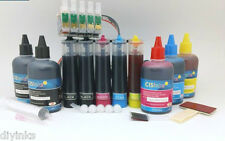 Continuous Ink System and Refill Bottle Set for Epson workforce 30 310 1100 C120