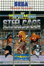 # Sega Master System-WWF Wrestlemania: Steel Cage Challenge-Top/MS juego