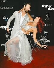James Hinchcliffe signed 8x10 Dancing With The Stars photo Irl Indy with Coa