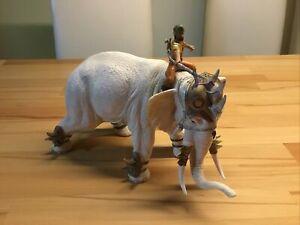 Schleich® Der mächtige Kampfelefant 70063 sehr guter Zustand Krieger Rüstung