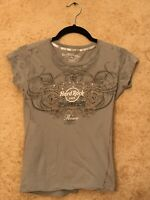 Hard Rock Couture Rome Graphc T-Shirt Youth XS