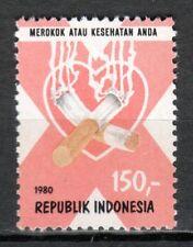 Indonesia - 1980 Health Day / Quit smoking - Mi. 956 MNH