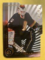 1997-98 Donruss Gold Press Proof DieCut #189 Kirk McLean Vancouver Canucks SP