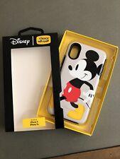 NEW Otterbox Disney Mickey Mouse Iphone X Xs Symmetry Case