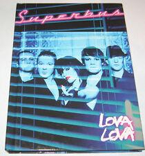 SUPERBUS SUPER BUS LOVA LOVA /  COFFRET   DVD + CD + LIVRE