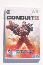 Conduit 2 Wii US NTSC in Like New and Complete Condition