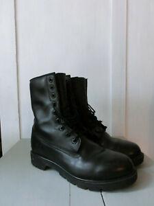 Timberland Herren Boots schwarz 42 Lederschuhe Outdoorschuhe