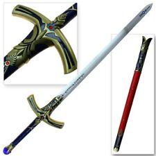 "47"" Fate Stay Night Saber Caliburn Fantasy Anime Sword Costume Halloween Xmas"