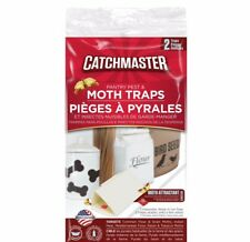 Catchmaster 812SD  Moth Glue Trap Food & Pantry 6 Traps