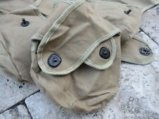 US Army Feldflaschenbezug Canteen Bottle Cover USMC Navy Marine Cross Over Flaps