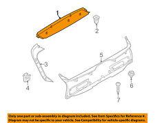 BMW OEM 14-16 X5 Liftgate Tailgate Hatch-Upper Trim Panel 51497347866