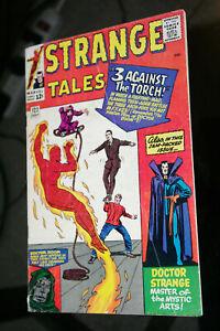 Strange Tales #122...untouched , VG+