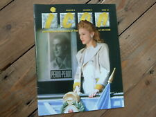 MADONNA Icon Fan Club Magazine Volume 6 Number 2 Issue 22 MINT OFFICIAL EVITA