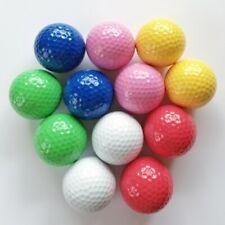 Adventure Golfbälle in versch. Farben, Minigolfbälle 12 Stück