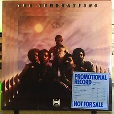 PROMO M- The Temptations 1990 LP Vinyl Record Supremes Smokey Robinson