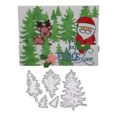 Christmas Tree Metal Cutting Dies Stencil For DIY Scrapbooking Paper Card Craft
