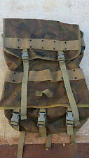 Australian Army 1st Pattern Auscam Pack- 1990s era - VGC - used in the Timor War
